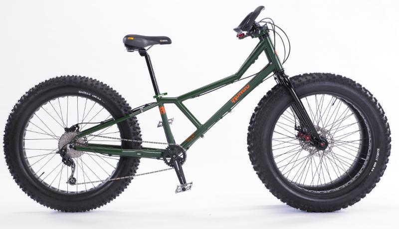 Juggernaut bicicleta con tres ruedas