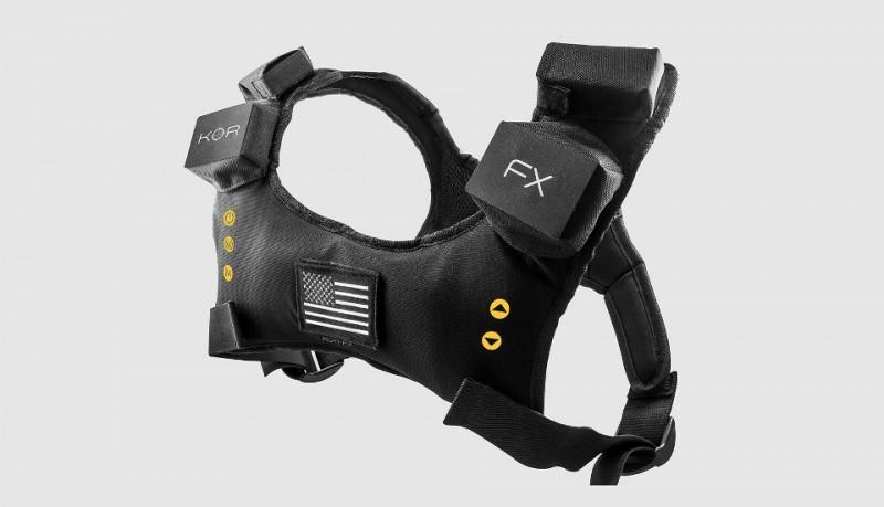 KOR-FX chaleco para juegos
