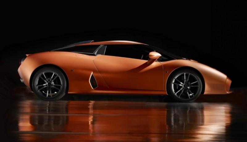 Lamborghini Zagato 5-95 Concepto