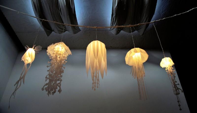 Lámparas Medusa