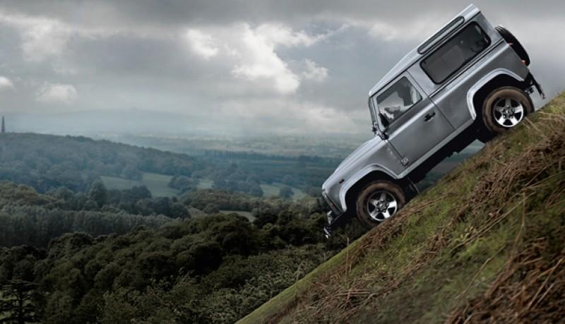 Land Rover Defender Edición Especial