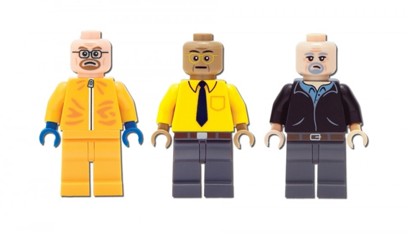 Lego Breaking Bad no oficial