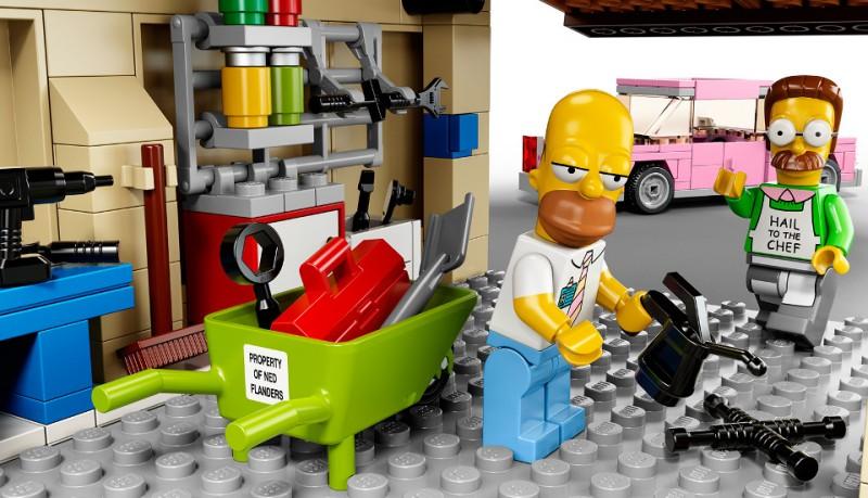 Lego Los Simpsons