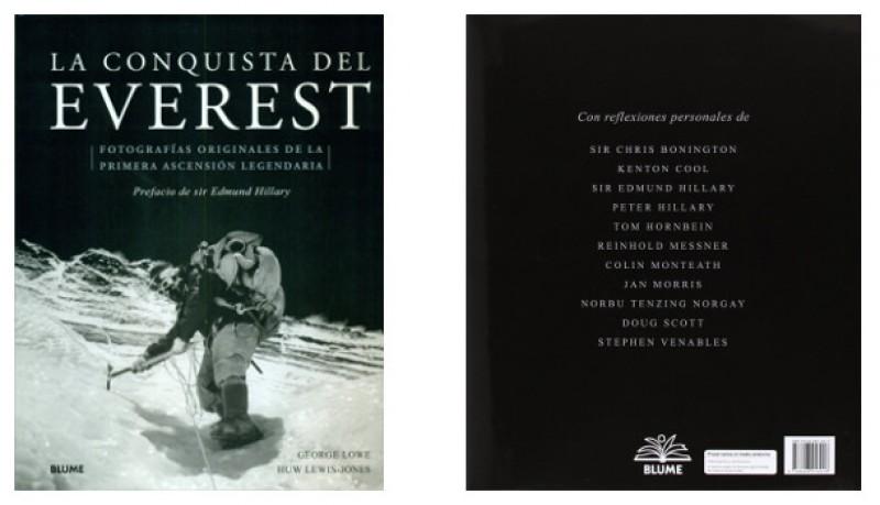 La conquista del Everest: Fotografías originales de la primera ascensión
