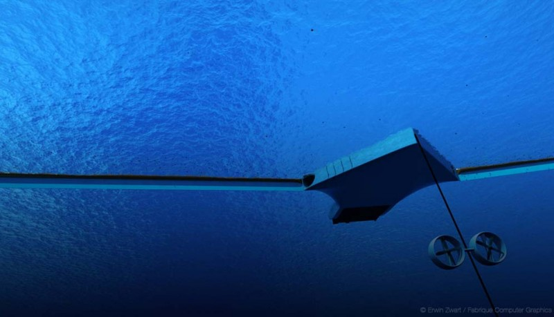 El limpiador de océanos de Boyan Slat