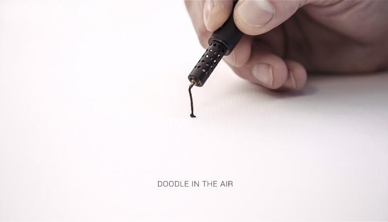 Lix bolígrafo para pintar en 3D