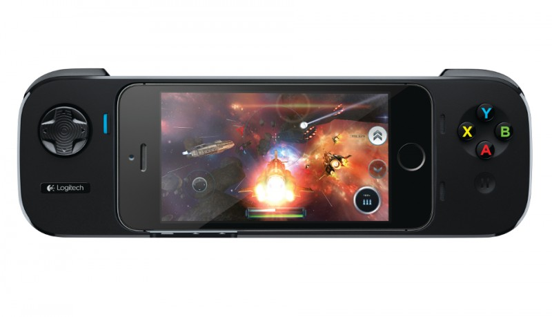 Logitech Powershell mando para iPhone