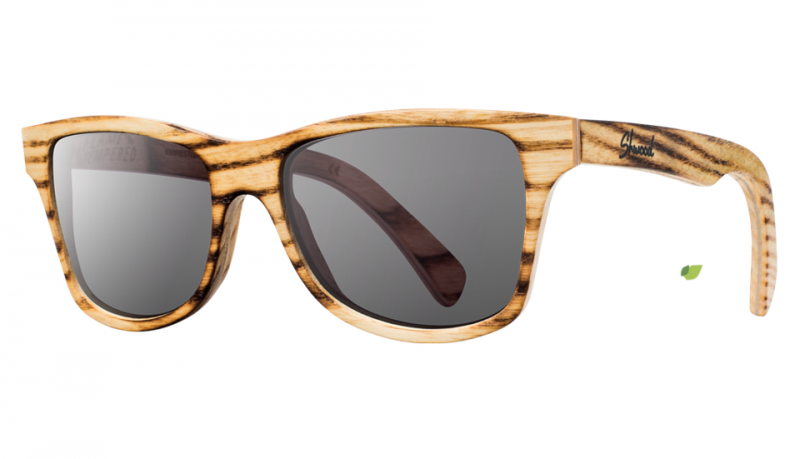 Louisville Slugger gafas de madera