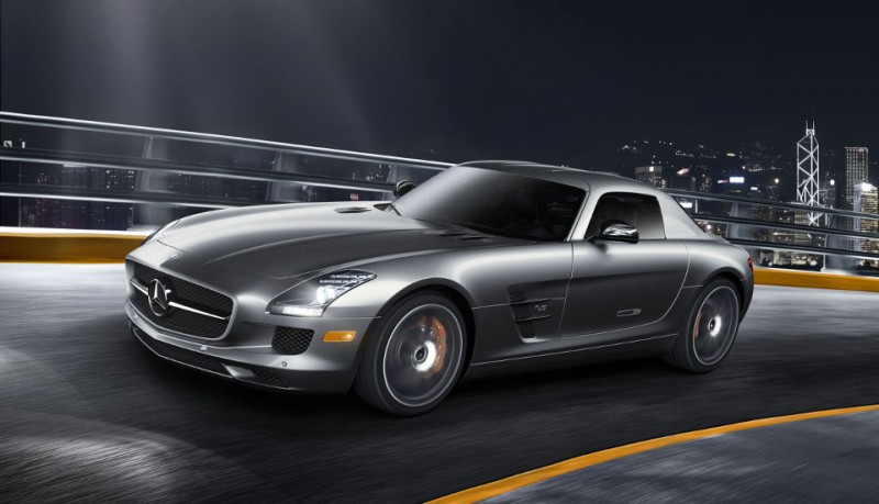 Mercedes SLS AMG GT Coupé Final Edition
