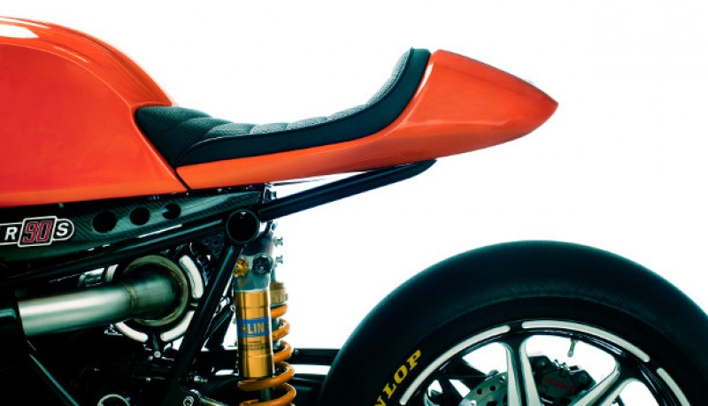 Moto BMW 90 concept