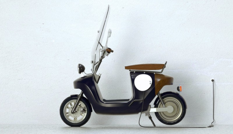 Be.e Scooter eléctrica