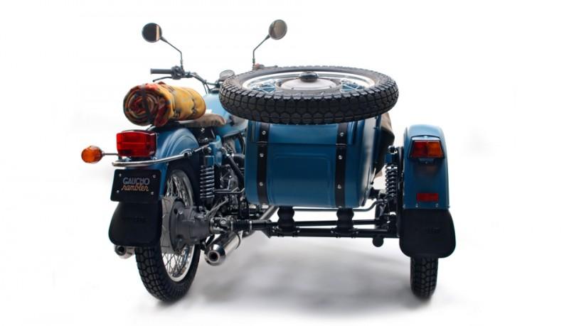 Ural Gaucho Rambler sidecar edición limitada