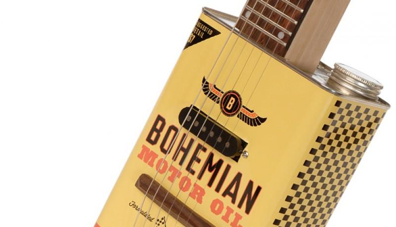 Guitarras Bohemian