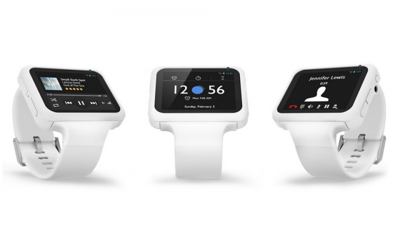 Neptune Pine reloj inteligente con android
