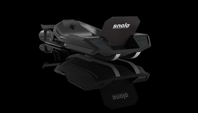 Stealth-x de Snolo Sleds trineo