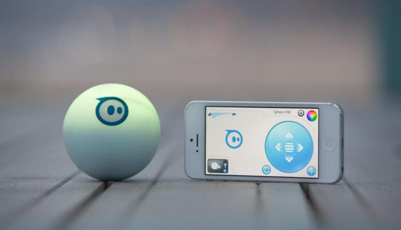 Orbotix Sphero 2.0 bola robot controlada por el móvil para iPad, iPhone y Android