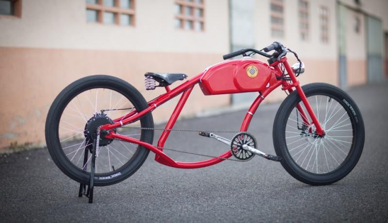 OTOR bicicleta eléctrica de Oto Cycles