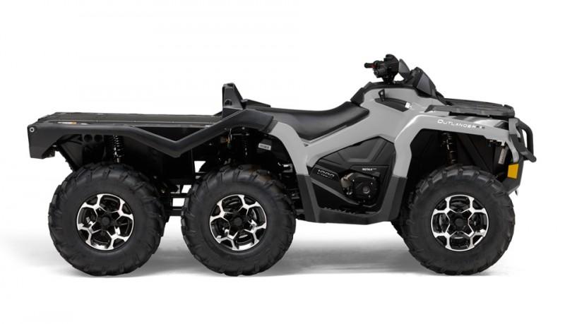 Outlander 6x6 1000XT Quad de 6 ruedas