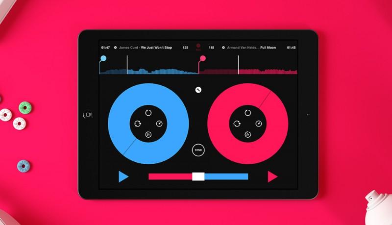 Pacemaker una app para mezclar canciones en Spotify