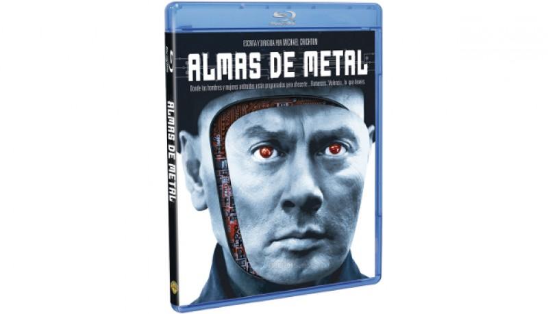 Almas de metal Blu-Ray