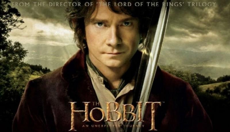 El hobbit 3D