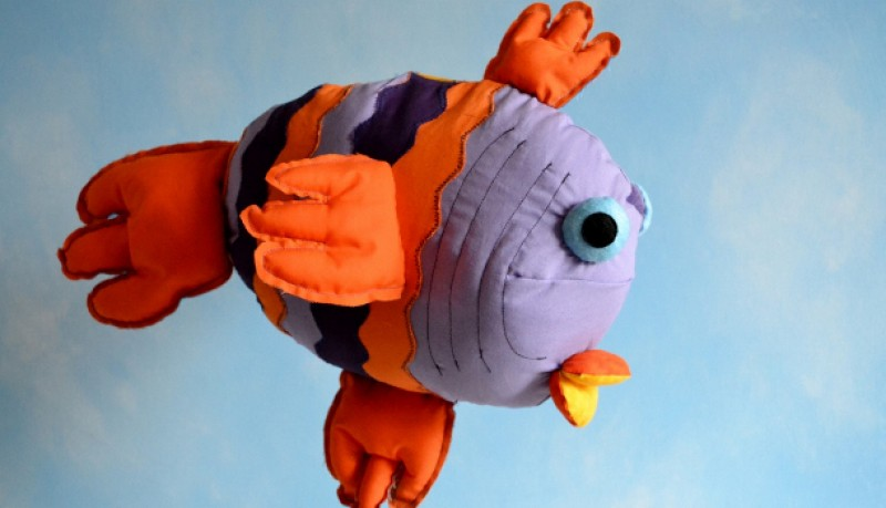 Peluches infantiles a medida