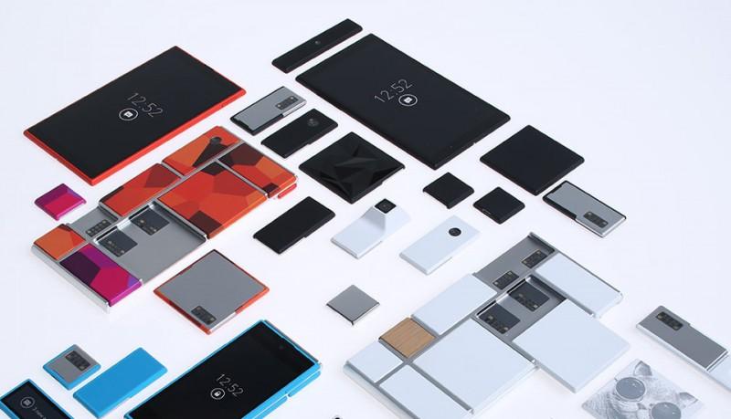Proyecto Ara de Motorola móviles modulares y abiertos