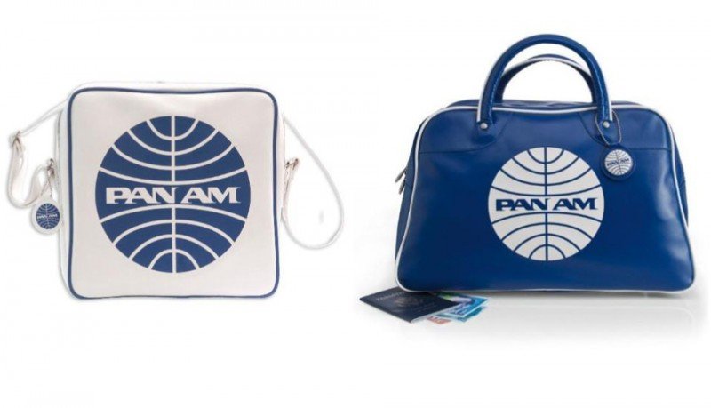 Pan Am bolsas vintage