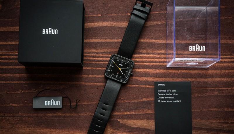 Reloj Braun BN0042