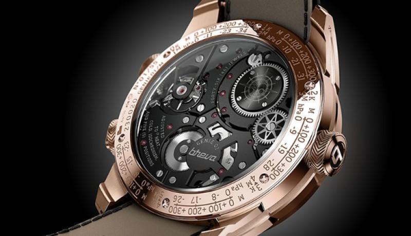 Reloj Breva Genie 01