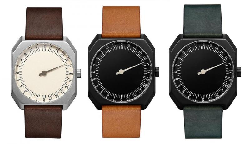 Slow Jo el reloj que muestra las 24 horas