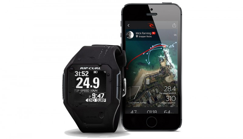 Rip Curl Search GPS reloj para surf