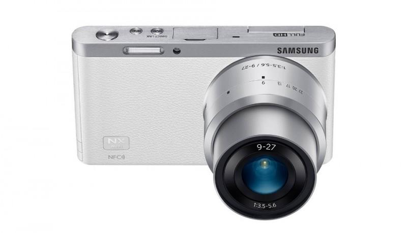 Samsung NX Mini la cámara mas pequeña con objetivos intercambiables