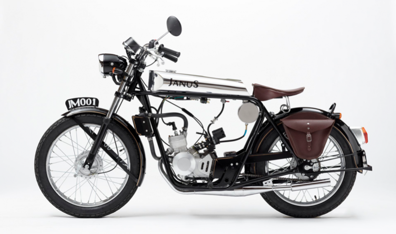 The Halcyon 50 por Janus Motos