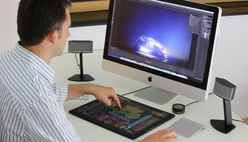 Shorcut-S teclado para Photoshop