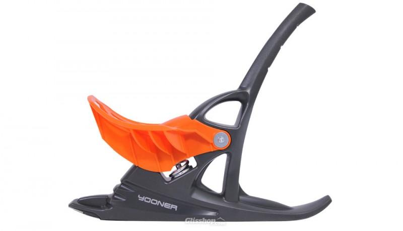 Yooner para esquiar sentado