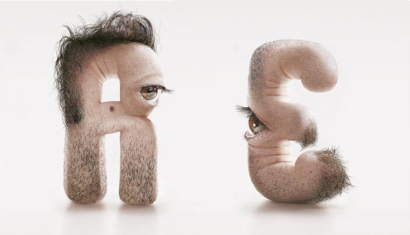 Tipografías humanas para Kerozen