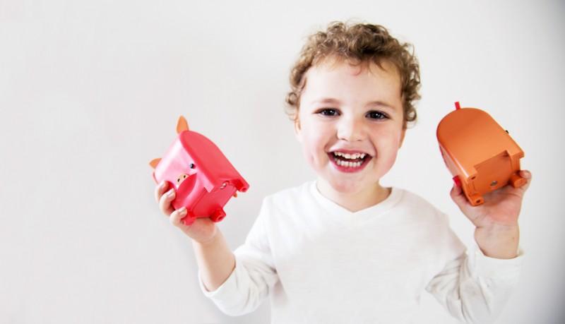 Toymail juguete para mandar mensajes a tu hijo