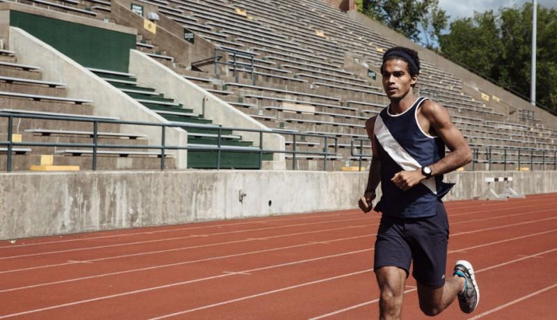 Tracksmith ropa para correr