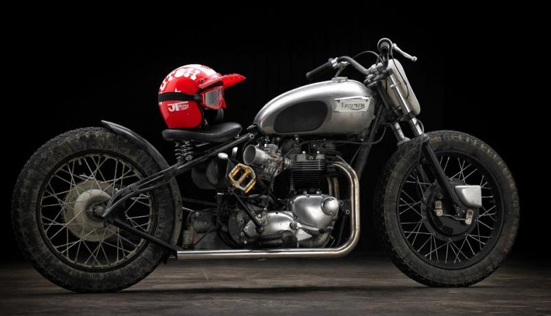 Triumph T120 Bobber