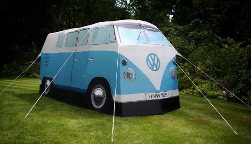 Tienda de campaña VW T1