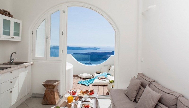 Native Eco Village - Santorini Grecia
