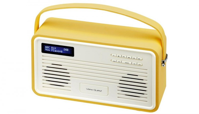 View Quest Retro Radio para iPhone y iPod