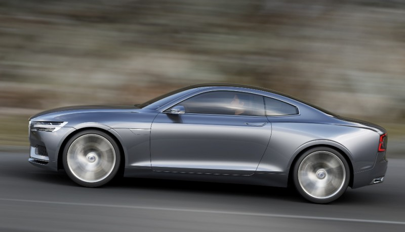 Volvo coupe concepto P1800
