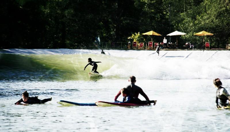 Wavegarden haz surf todo el año en el Pais Vasco