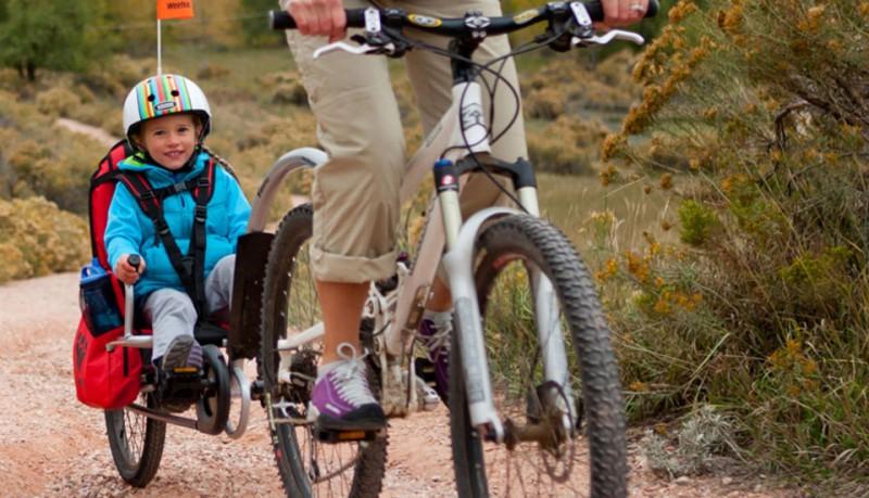 Weehoo remolque para bicicletas