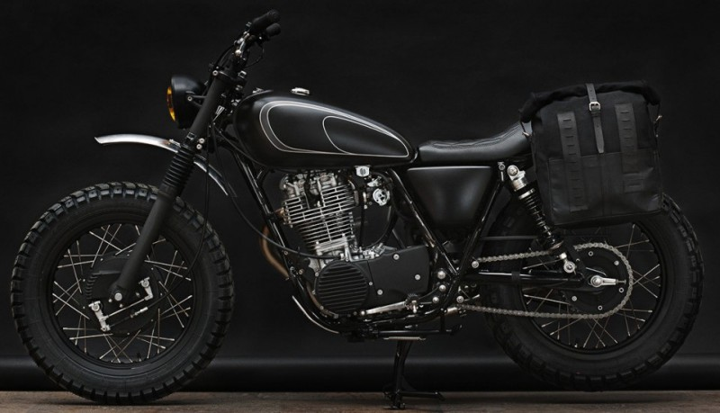 Yamaha SR 400 Monkee#60