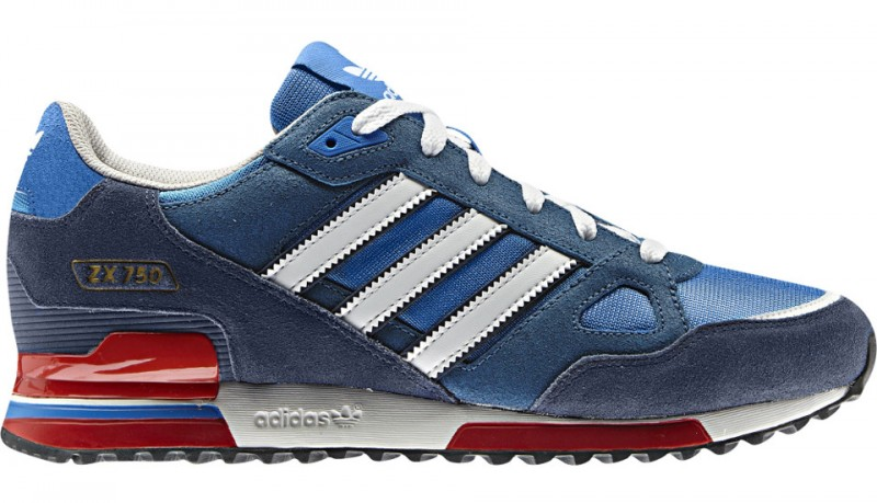 Adidas Originals ZX750 Bluebird