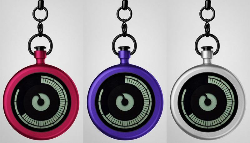 ZIIIRO reloj de bolsillo