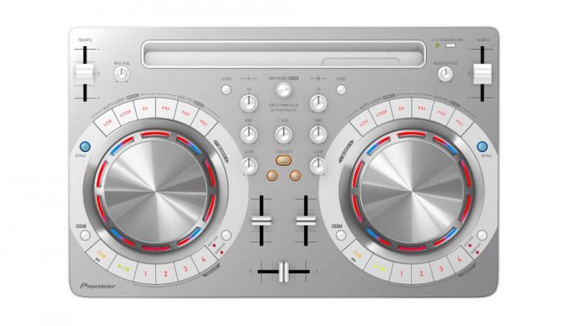 Pioneer DDJ-Wego3 controladora de DJ